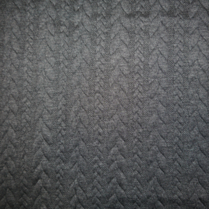 Chain Rope Jersey Fabric