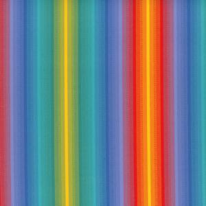 Printed PU Stripes